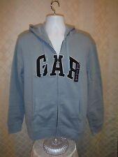 Men's New Gap Logo Hoodie Sweatshirts Full Zip  size 2XL,XL,L,M,S,Some Color NWT