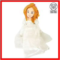 Disney Store Princess Giselle Bride Enchanted Plush Doll Soft Toy Rag Stuffed