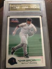 2000 Fleer Focus Green 055/300 NOMAR GARCIAPARRA #1 Boston Red Sox
