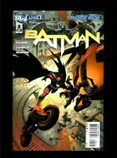 Batman # 2 (DC New 52, 2011, High Grade VF / NM) Flat Rate Combined Shipping!
