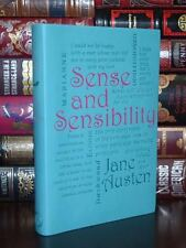 Sense & Sensibility by Jane Austen Unabridged Deluxe Soft Leather Feel Edition