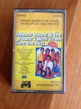 Johnny Young Young Talent Team Sing The Hits YTT CASSETTE TAPE ORIGINAL COPY
