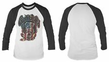 Fruit of the Loom Raglan Cotton T-Shirts for Men