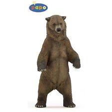 Papo Wildtier-Spielfiguren mit Bären-Motiv