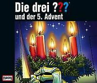 Der 5.Advent von Die Drei ??? | CD | Zustand gut