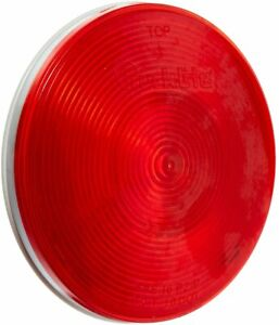 """Truck-Lite 40202R Stop/Turn/Tail Lamp Red Round 4"""""""