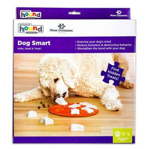 Nina Ottosson Cat Activity IQ Hide Treat Dispensing Toy Dog Smart Magic Center