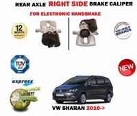 FOR VW SHARAN 2010-> NEW REAR ELECTRIC HANDBRAKE RIGHT SIDE BRAKE CALIPER