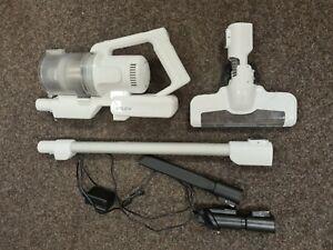 Bush cordless handstick vacuum cleaner AND Bush Steam Mop