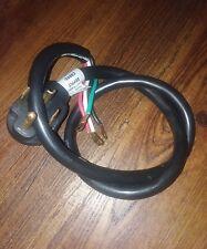 Intertek 3182798, 4' Dryer Cord 4 Prong, 4 Wire, 50 Amp, 125v/250V nice
