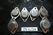 6 Transistors de puissance 2N6254