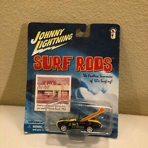 Johnny Lightning  Beach Queens Surf Rods S1