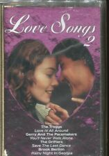 LOVE SONGS 2 - VARIOUS ARTISTS on Audio Cassette -