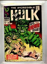 Hulk 102 Series #1  MARVEL KEY COMIC Signed by Stan Lee w Numbered COA & Seal