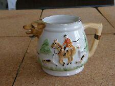 Vintage Widecombe hunting jug