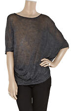 Elizabeth and James Drapeado Jersey Top Talla XS/UK8