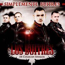 Simplemente Buitres by Los Buitres de Culiacan (Mexico) (CD, Mar-2013, Sony Musi