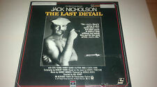 The Last Detail (Jack Nicholson) Laserdisc (Discount Shipping)
