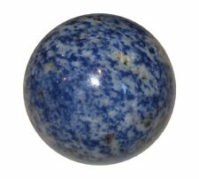 Sodalite Sphere Ball Reiki Healing Stone Table Décor Natural Stone Gift 40-45MM
