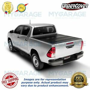 """UNDERCOVER FOR 07-18 TOYOTA TUNDRA 5'6"""" BED FLEX TRUCK COVER FX41007"""