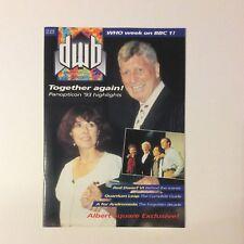 DWB Dreamwatch Bulletin Fanzine — Number 119 — November 1993