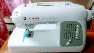 Singer Futura Quartet 4-in-1 Machine w/value package - SEQS6000 - new but no box