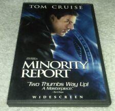Minority Report Dvd 2-Disc Set, Widescreen