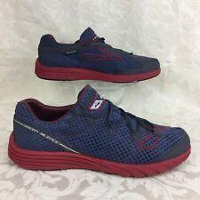 6e93dee4544 rare BROOKS GREEN SILENCE Vegan Crown Blue Rio Red minimalist running men  10.5