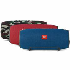 JBL Xtreme Portable Waterproof Wireless Stereo Bluetooth Speaker RED BLUE CAMO