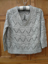 NEW with tags River Island jumper 8 very beautiful, super stylish, warm details