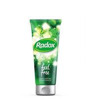 3 X RADOX Feel Scent Touch Body Wash Shower GEL 200ml