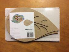 Kaisercraft Beyond The Page Kit, Leaf Album, Scrapbooking, Paper craft.