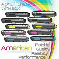 10pk TN221 TN225 Compatible Color Toner Set Brother MFC-9130CW 9330CDW US STOCK