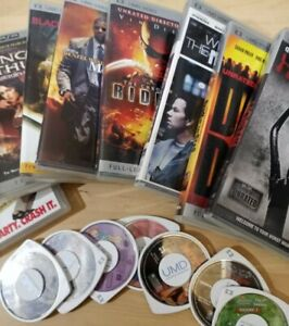 PSP Movies UMD Video Movies & TV Shows Sony PSP You Pick