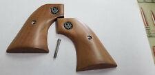 Ruger XR3 Old Model Single Six Black Hawk Factory Wood Grips New Free Shipping