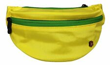 Victorinox Brazil World Cup Inspired Waist Pouch Fanny Pack Lumbar Pack - Yellow