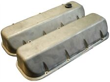 Xtreme Series Valve Covers, Satin with 1 Hole Machined 620-44001