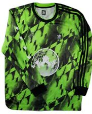 Adidas Men's Size Large Allover Print Club Jersey Ec7339 green black Soccer