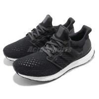 adidas UltraBoost Clima Black White Men Running Training Shoes Sneakers CG7081