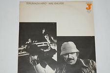TERUMASA HINO - HAL GALPER LP auf Amiga (8 55 673)