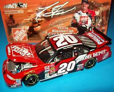 Tony Stewart 2002 Home Depot Winston Cup Champion 20 Pontiac 1/24 NASCAR Diecast
