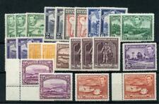 British Guiana 1938-52 inc all perfs SG308/319b almost all MNH cat £304