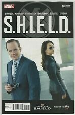 Shield (2014) #1 1:15 Maos Photo Variant Cover