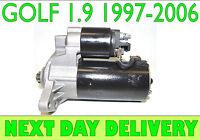 VW Golf MK4 1.9 2.3 V5 Tdi Sdi 1997 1998 1999 2000 a 2006 Motor de Arranque Rmfd