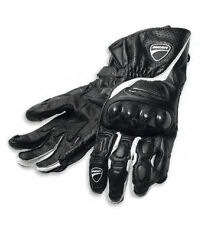 NEW DUCATI MOTORCYCLE GLOVES SPORT BLACK DOUBLE EXTRA LARGE #981020067