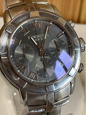 Raymond Weil Parsifal 7241-st  Men's chronograph watch #1707