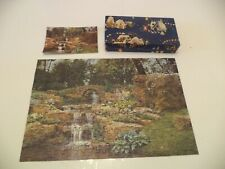 OLD VINTAGE BOXED LUMAR ? JIGSAW PUZZLE 200 - 300 pieces THE ROCK POOL