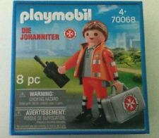 Playmobil Die Johanniter 70068 Neu & OVP Sanitäter limitiert Promo MIB MISB