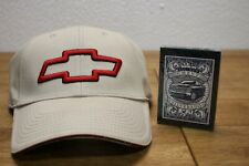 Chevy Hat and Chevy Silverado Playing Cards New 3D Logo Like a Rock Sharp