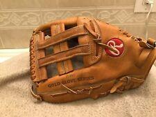 "Rawlings USA PRO-H  12.75"" HOH Baseball Softball Glove Left Hand Throwing"